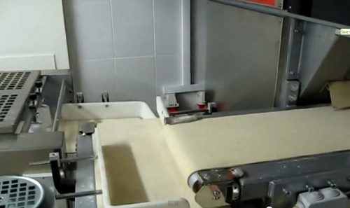 схема производства хлеба: