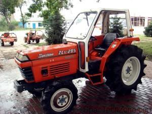 Марки и модели тракторов